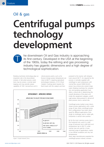 2015-11 WorldPumps Centrifugal pumps technology development1